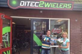 Bike Totaal reikt Vacansoleil en BBB prijzen uit