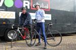 Bike Totaal steunt Radio538 voor War Child