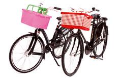 Kick-off Mybasket fietsmand via Juncker Bike Parts