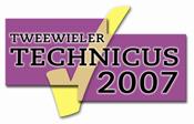 Comeback Tweewielertechnicus van het Jaar in 2007