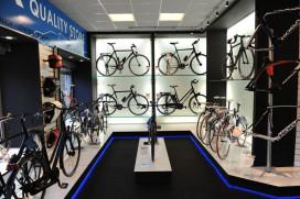 Opening Koga concept store in Kopenhagen