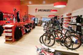 Kijk binnen bij BikeSportive Specialized Store