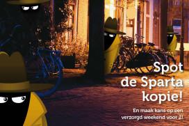 René van Linden van Bike Totaal Van Linden winnaar Spot de Sparta kopie