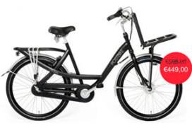 PostNL gaat met eigen Postbike in fietsverkoop