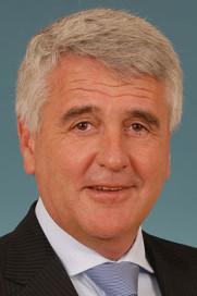 René Takens: derde termijn als Colibi president