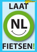 Actie Laat Nederland fietsen