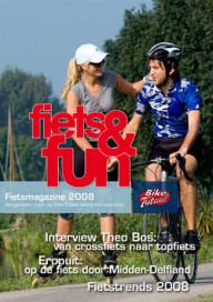 Nieuw relatiemagazine Bike Totaal heet Fiets & Fun