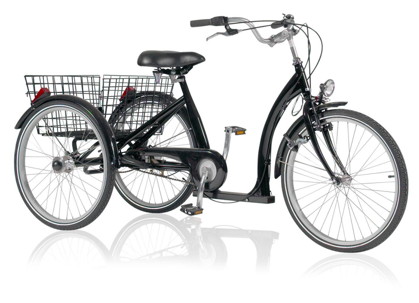 Ridder Ride introduceert driewielers voor volwassenen
