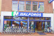 Halfords winkel 80x53