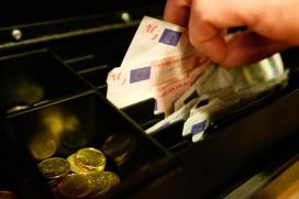 Ruim 500 bedrijven failliet in augustus