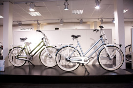 Montone Cycling dealershow