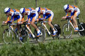 Rabobank stopt met sponsoring wielerploegen