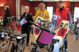Nominaties Fiets en E-bike van het Jaar 2013