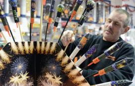 'Beperk verkooptijd vuurwerk