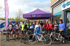 Liv/giant Ladies Ride