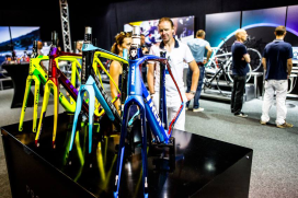 Trek World met lifestyle fietsen en trendy e-bikes