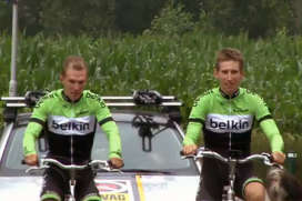 Video: Mollema en Ten Dam op de e-bike