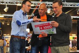 Winnaars Sparta Nationale E-Bike Competitie