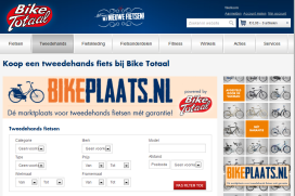 Week 47: weer plus in omzet fietsen Bike Totaal