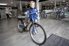 GfK meldt plus in fietsomzet oktober