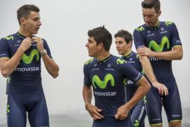 Endura Movistar teamkleding voor consument