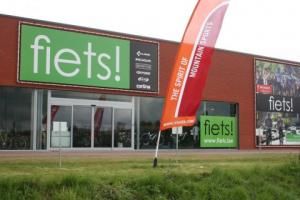 Fiets! XL store in Leuven .