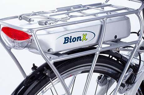 BionX Canada zoekt koper