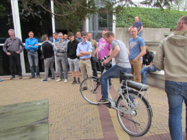 Shimano Service Center dealers testen STEPS