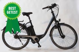 Kalkhoff ook winnaar in Telegraaf Fietstest