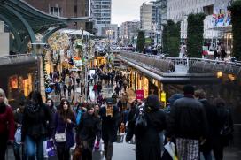 Consumentenvertrouwen groeit