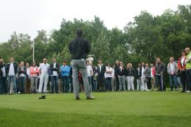 VEMS Golfdag geslaagd netwerkevenement