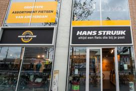 Hans Struijk Fietsen bouwt Giant stores om