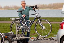Oplossing voor hoge kogeldruk door e-bikes