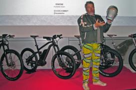 Beroemde designers melden zich op de Eurobike