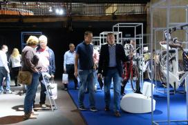 Sterke bezoekersstart op eerste dag Kruitbosch Bike Event