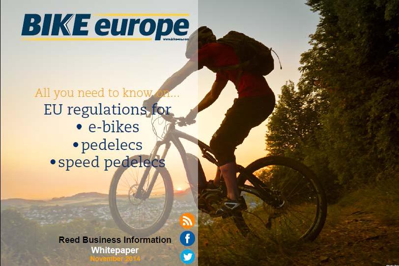 Alles wat u moet weten over wet- en regelgeving omtrent e-bikes