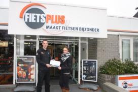 Prijzenregen bij Fietsplus