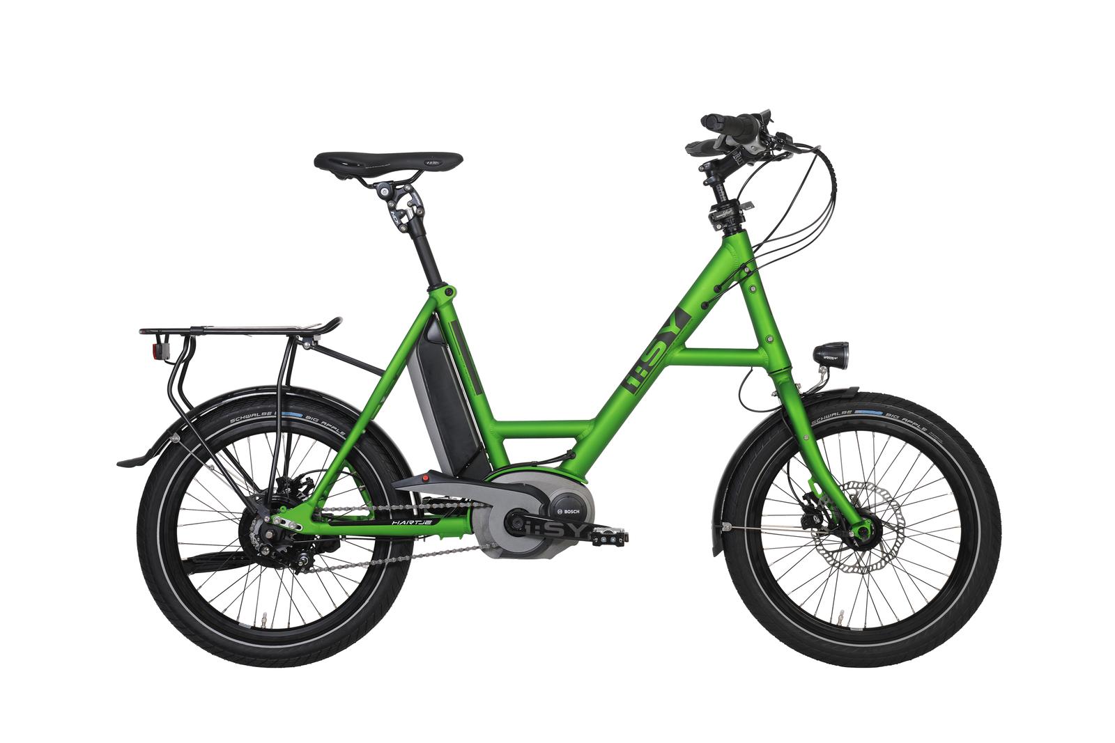 compacte e bikes bij hermann hartje. Black Bedroom Furniture Sets. Home Design Ideas