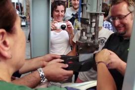 Video: op bezoek bij Selle Royal