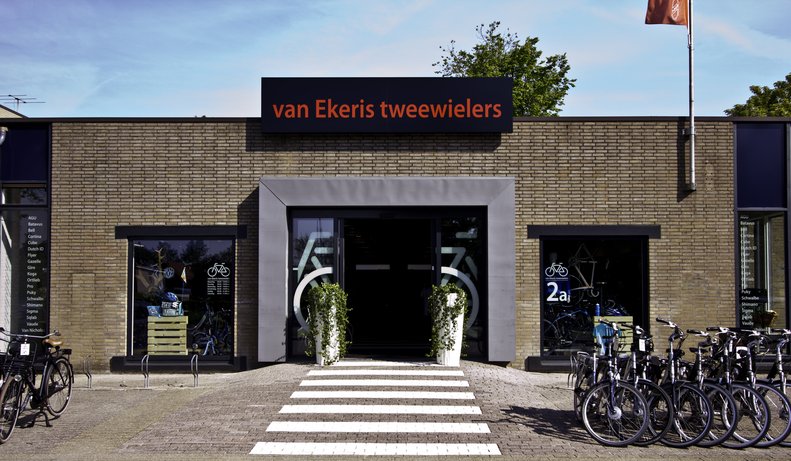 VIDEO: Van Ekeris Tweewielers