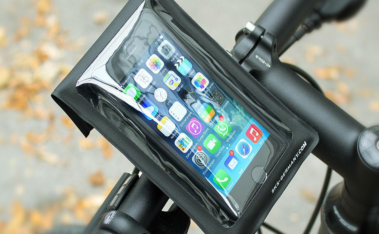 Smartboy SKS voor monteren smartphone