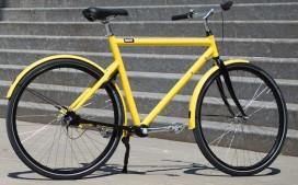 Kettingloze fiets