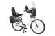 Qibbel polka dot black op fiets lr 80x53
