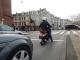 Scooterbelang doet test met snorscooter op rijbaan