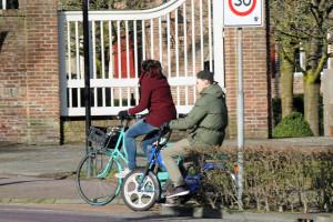 RAI Vereniging wil dat snorfiets op fietspad blijft