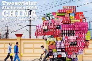 Tweewieler Studiereis dit jaar naar China