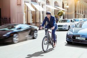 Overgang speed e-bikes naar geel kenteken