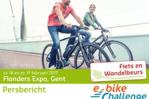 Fiets en Wandelbeurs ook in België