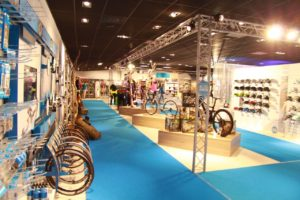 Shimano Benelux dealershows in Leusden en Mechelen