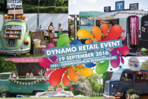 Dynamo Retail Event in festivalsfeer